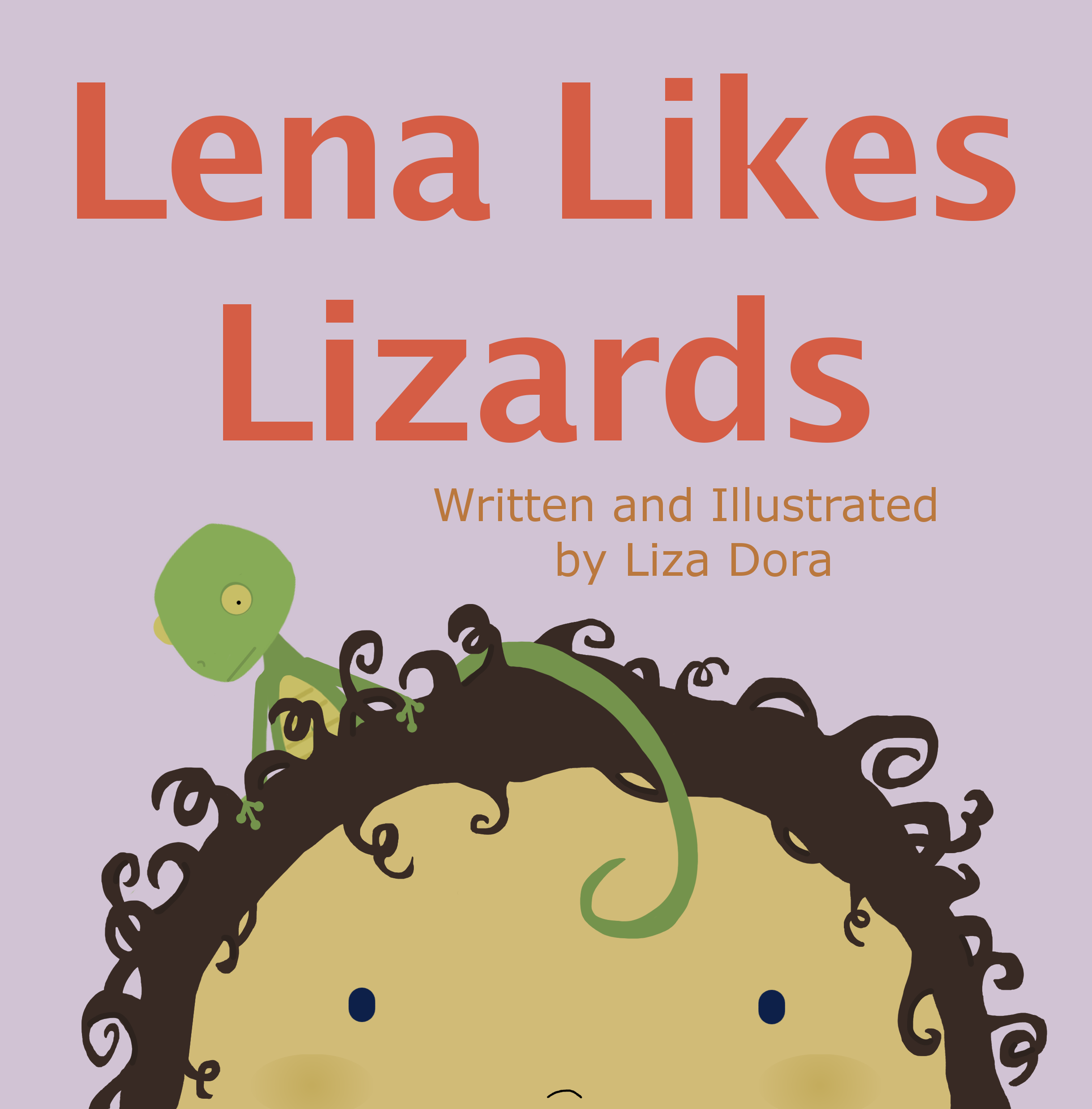 lena-likes-lizards-by-liza-dora