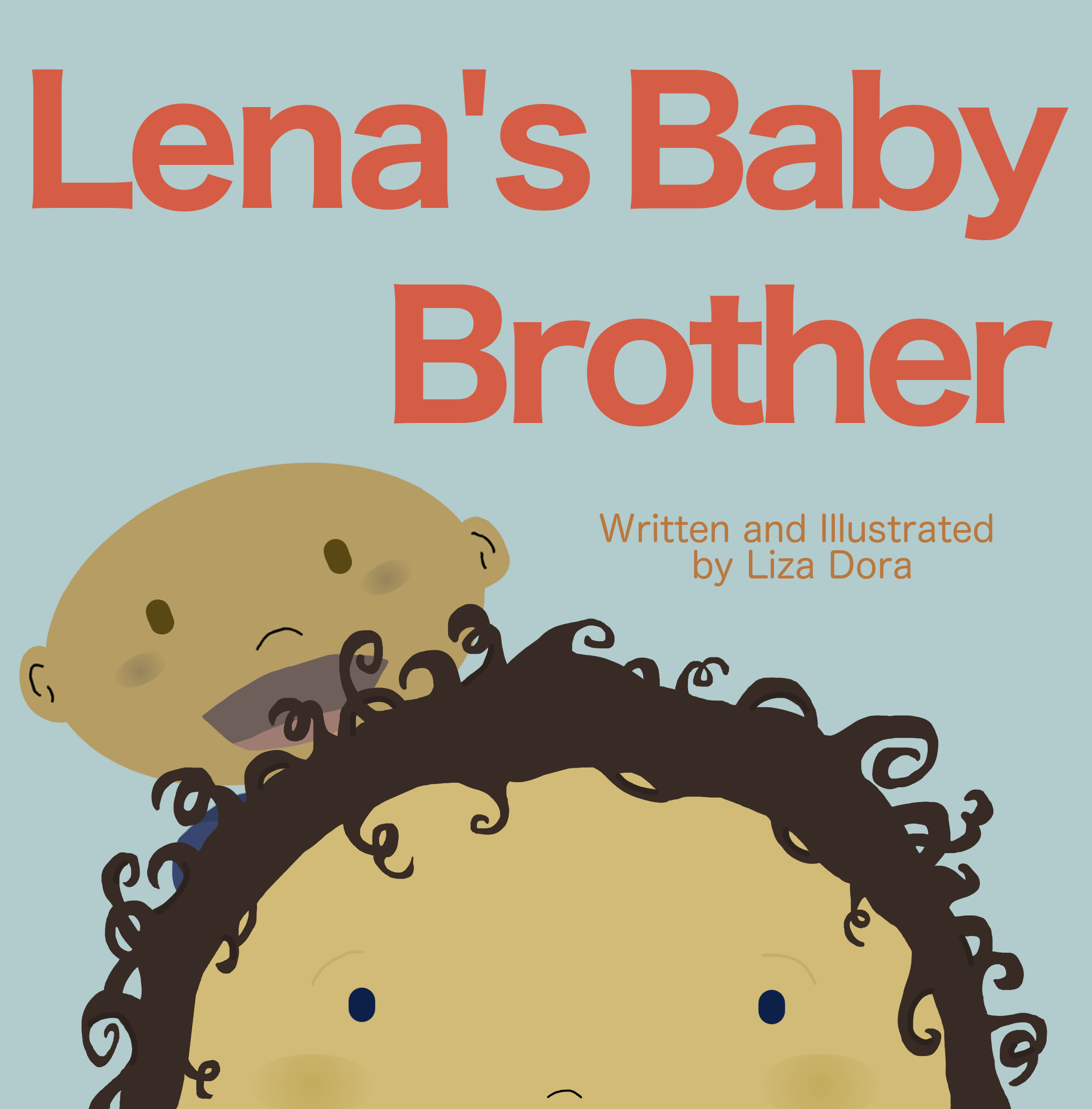 leans-baby-brother-by-liza-dora